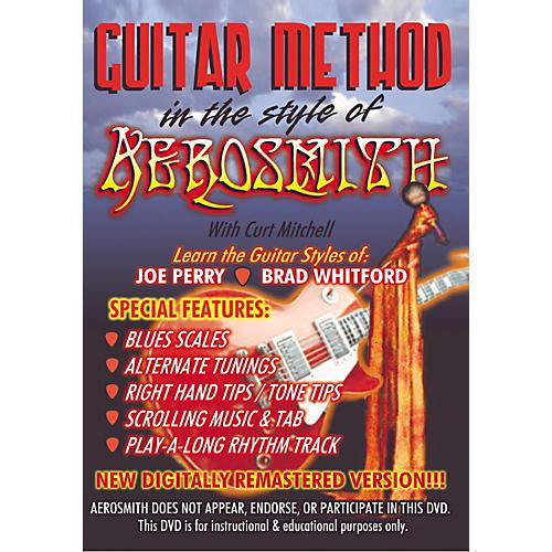 MVP In the Style of Aerosmith (DVD)