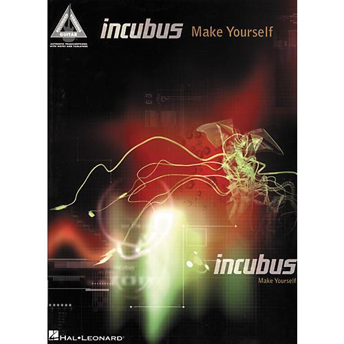 Hal Leonard Incubus Make Yourself Guitar Tab Songbook