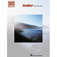Hal Leonard Incubus Morning View Bass Guitar Tab Songbook