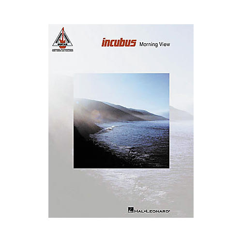 Hal Leonard Incubus Morning View Guitar Tab Book-thumbnail