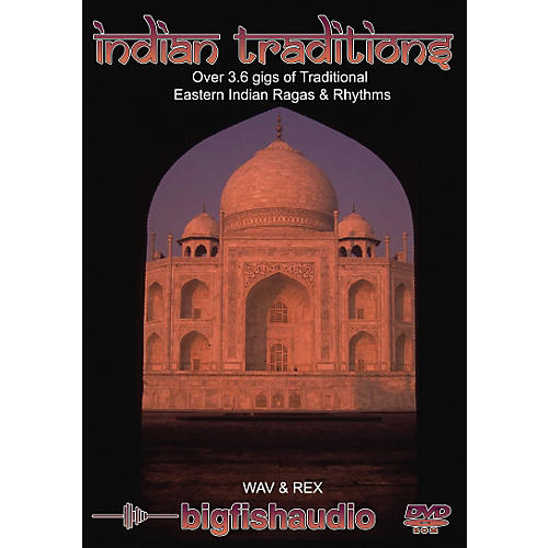 Big Fish Indian Traditions Sound Library
