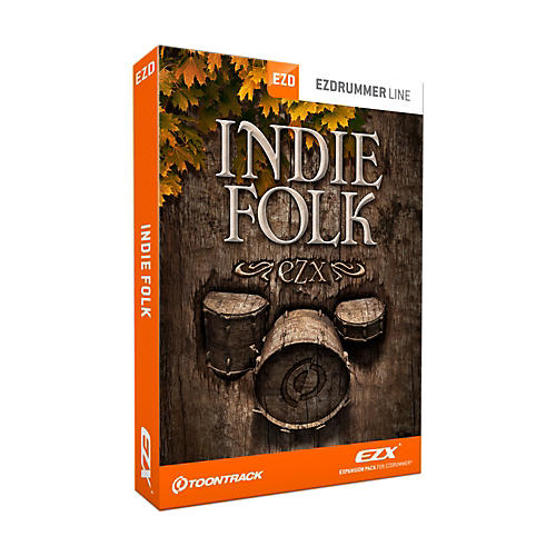 Toontrack Indie Folk EZX Software Download-thumbnail