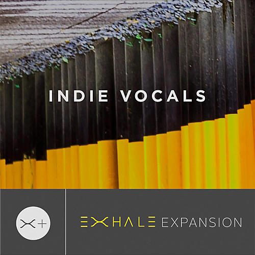 Output Indie Vocals EXHALE Expansion