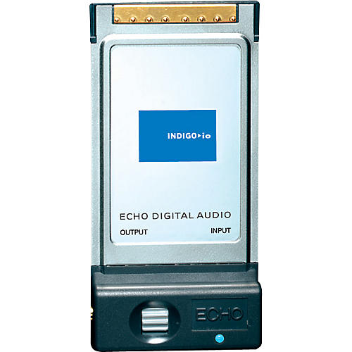 Echo Indigo IOx ExpressCard for Notebook Computers-thumbnail