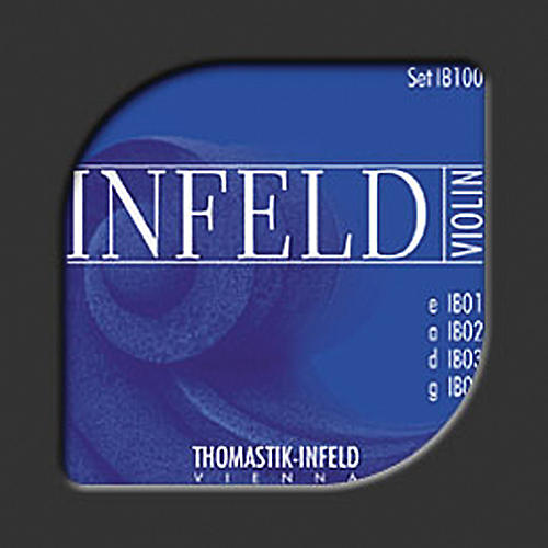 Thomastik Infeld Blue Series 4/4 Size Violin Strings-thumbnail