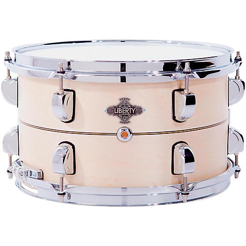 Liberty Drums Inlay Series Piccolo Snare Drum