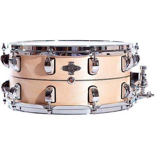 Liberty Drums Inlay Series Snare Drum-thumbnail