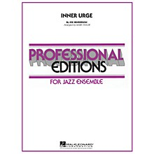 Hal Leonard Inner Urge Jazz Band Level 5 Arranged by Mark Taylor