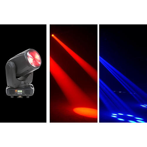American DJ Inno Beam LED 80W Moving Head Fixture-thumbnail