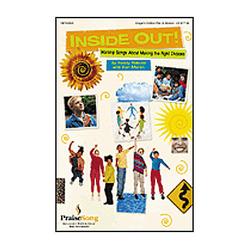 Hal Leonard Inside Out-Worship Songs About Making the Right Choices- Singer's Edition 5-Pack-thumbnail