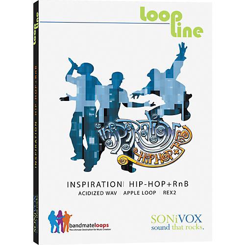 Sonivox Inspiration Hip-Hop RnB Vol 2 Loop Collection