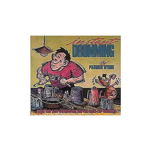 Hal Leonard Instant Drumming Book