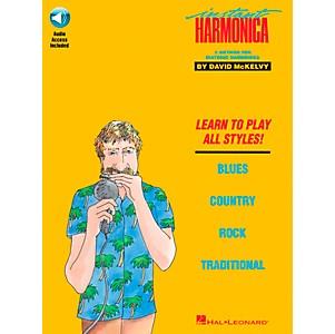 Hal Leonard Instant Harmonica Book/Online Audio by Hal Leonard