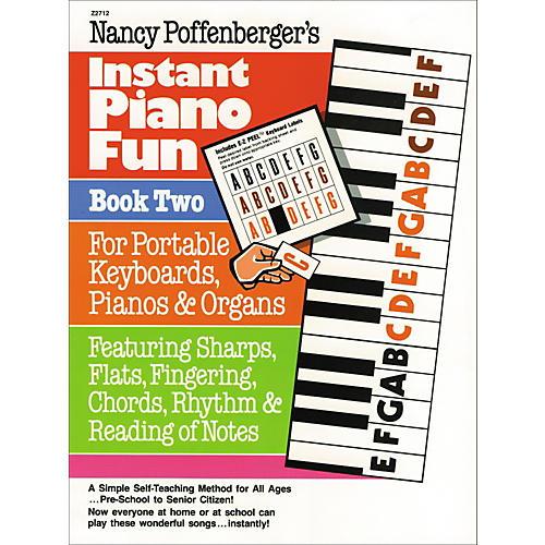 Schoenhut Instant Piano Fun Book 2
