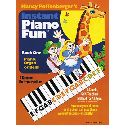 Schoenhut Instant Piano Fun Book One-thumbnail
