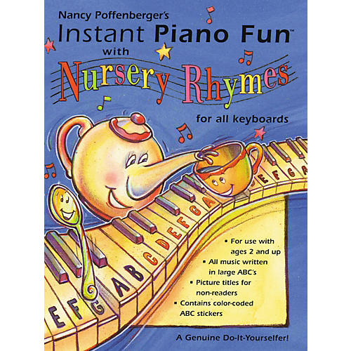 Schoenhut Instant Piano Fun with Nursery Rhymes-thumbnail