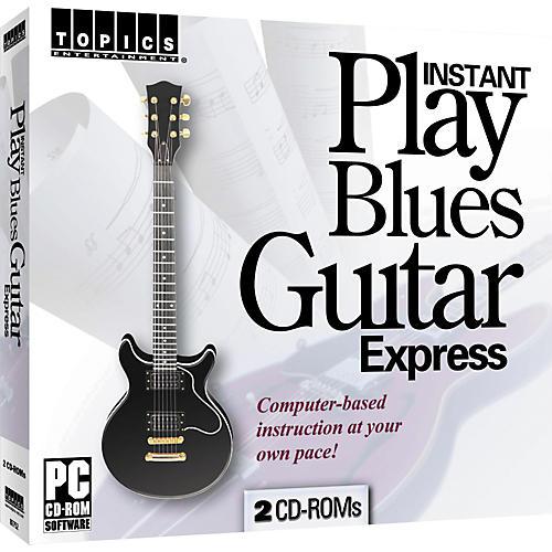 Topics Entertainment Instant Play Blues Guitar Express-thumbnail