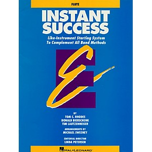 Hal Leonard Instant Success - Oboe Starting System for All Band Methods E... by Hal Leonard