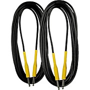 Musician's Gear Instrument Cable 20 Feet 2-Pack