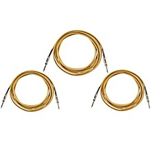 Musician's Gear Instrument Cable 3 Pack