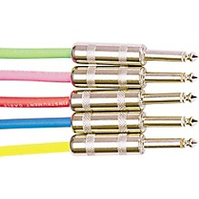 Rapco Horizon Instrument Cable Assorted Colors
