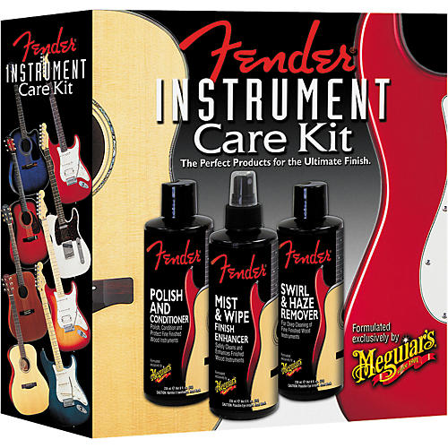 Fender Instrument Care Kit by Meguiar's