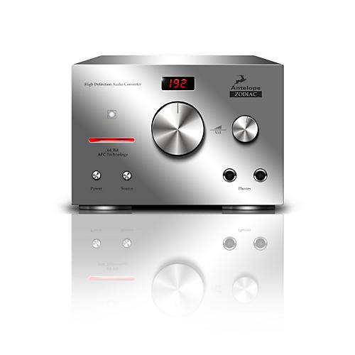 Antelope Audio Integrity Zodiac 192kHZ DAC High-Definition USB D/A Converter