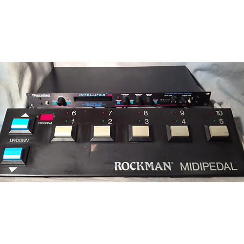 Rocktron Intelliflex Multi Effects Processor