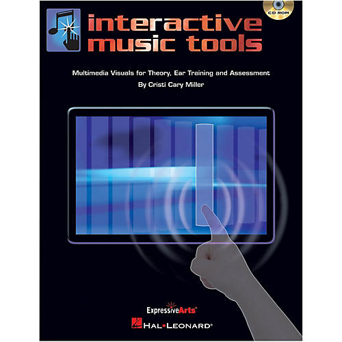 Hal Leonard Interactive Music Tools-Multimedia Visuals for Theory Ear Training and Assessment CD-ROM-thumbnail