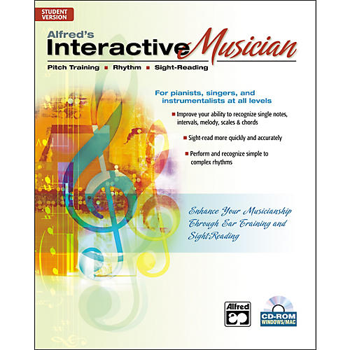 Alfred Interactive Musician Student Version (CD-ROM)
