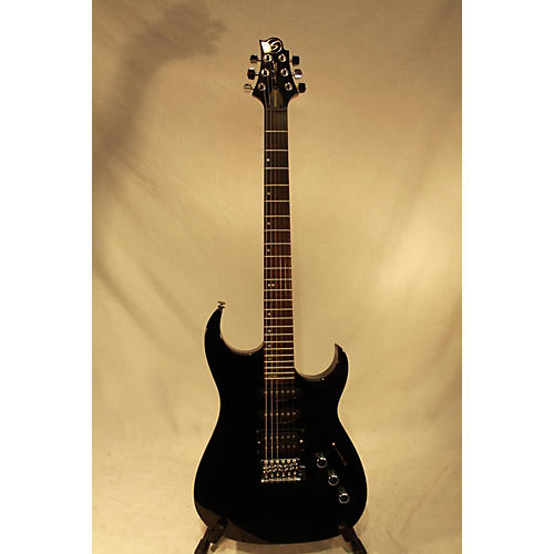 Greg Bennett Design by Samick Interceptor Solid Body Electric Guitar-thumbnail