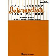 Hal Leonard Intermediate Band Method E Flat Alto Saxophone