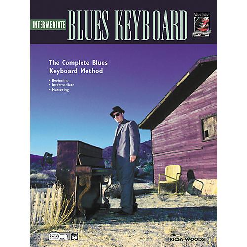 Alfred Intermediate Blues Keyboard (Book/CD)-thumbnail