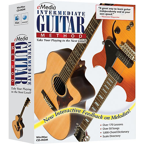 Emedia Intermediate Guitar Method Version 3-thumbnail