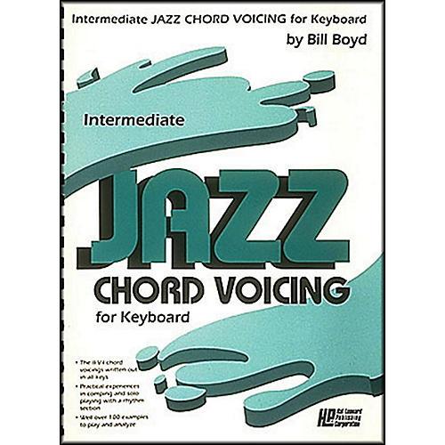 Hal Leonard Intermediate Jazz Chord Voicing for Keyboard-thumbnail