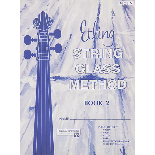 Alfred Intermediate String Techniques Violin-thumbnail