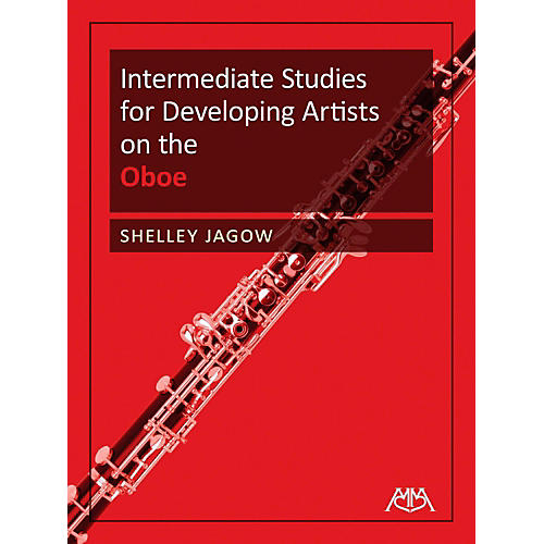 Meredith Music Intermediate Studies For Developing Artists On The Oboe-thumbnail