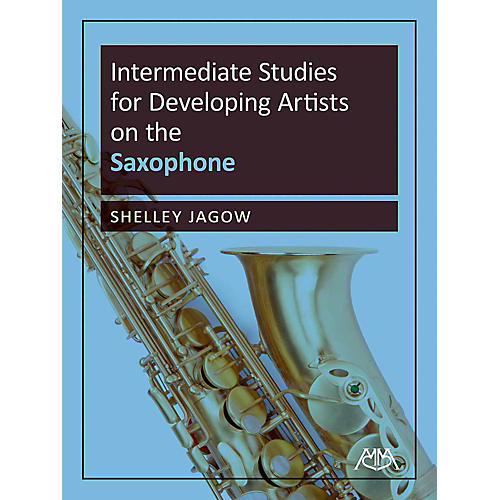 Meredith Music Intermediate Studies For Developing Artists On The Saxophone-thumbnail