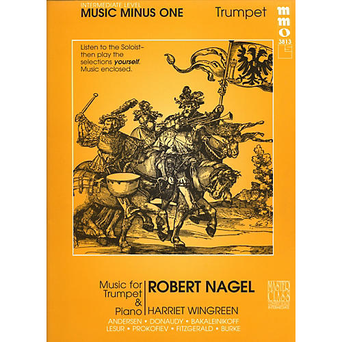 Hal Leonard Intermediate Trumpet Solos-thumbnail