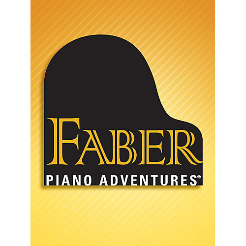Hal Leonard International Anglicized Edition - Primer Level Lesson & Theory Book Faber Piano Adventures Softcover