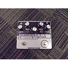 Death By Audio Interstellar Overdriver Deluxe Effect Pedal