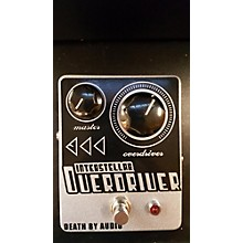 Death By Audio Interstellar Overdriver Effect Pedal