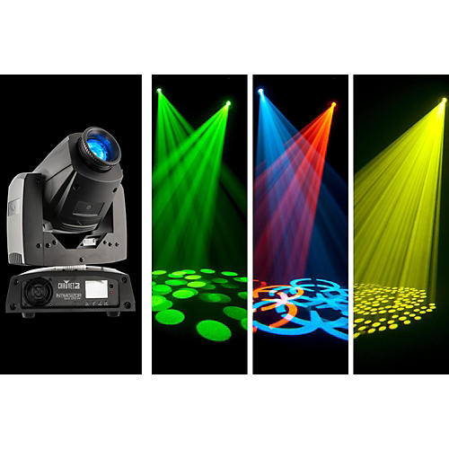 CHAUVET DJ Intimidator Spot 255 IRC Moving Head LED Projection Lighting Effect-thumbnail