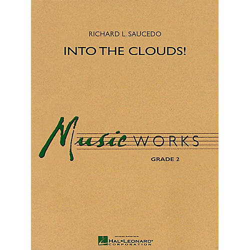 Hal Leonard Into the Clouds!  MusicWorks Grade 2 Concert Band-thumbnail