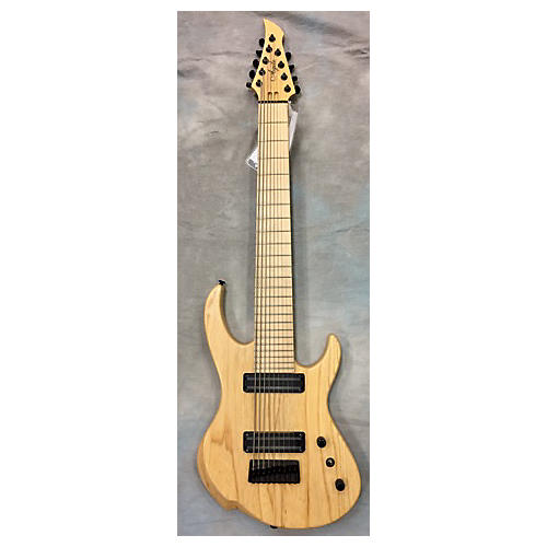 Agile Intredpid 9 Solid Body Electric Guitar Natural