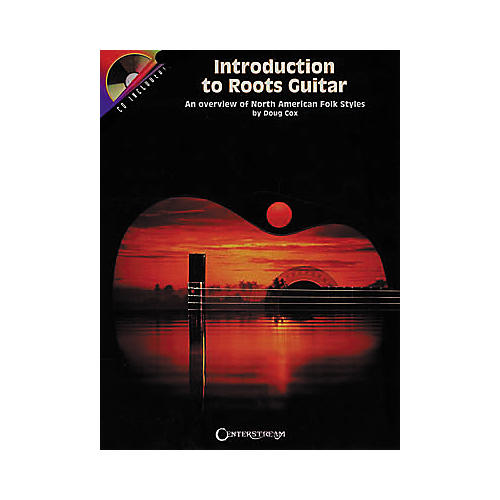 Centerstream Publishing Introduction to Roots Guitar (Book/CD)-thumbnail