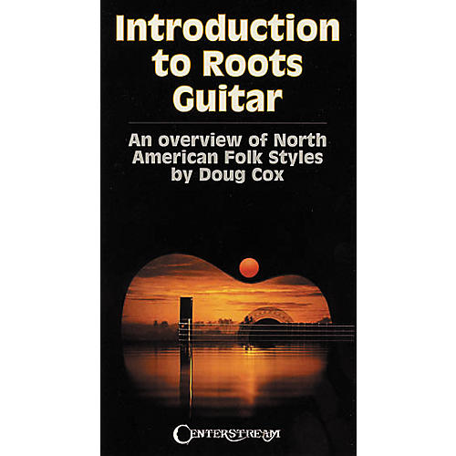 Centerstream Publishing Introduction to Roots Guitar (VHS)