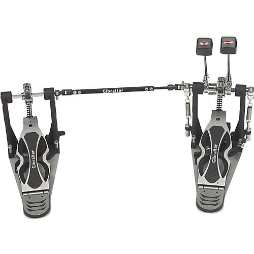 Gibraltar Intruder Dual-Chain Drive Double Bass Drum Pedal