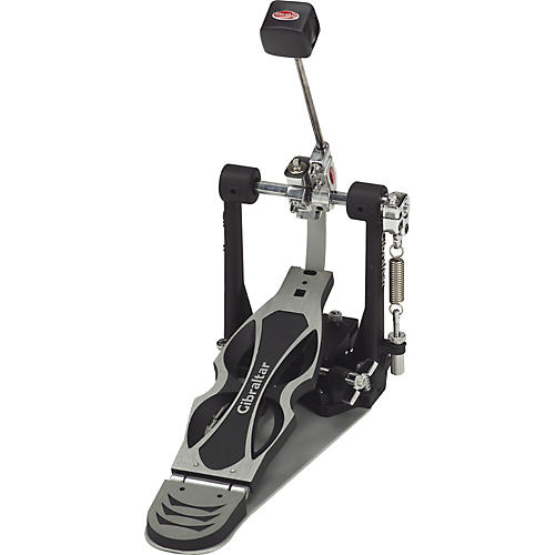 Gibraltar Intruder Strap-Drive Single Bass Drum Pedal-thumbnail