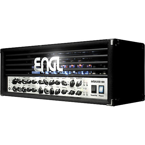 Engl Invader 100 E 642 Tube Guitar Amp Head Black